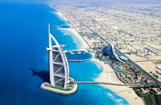 """奢华中东,去迪拜偶遇""""白袍"""""""