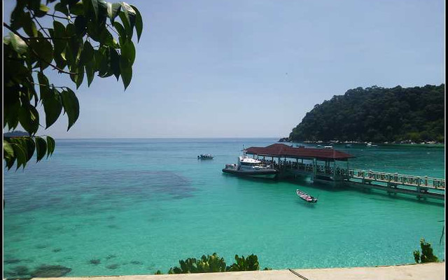 停泊在停泊岛 奔波在吉隆坡 (我们的度假流水账)
