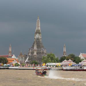 湄南河游记图文-曼谷大城清迈卡伦海滩--四姐妹的泰国快乐行