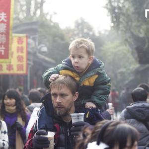 黄龙溪游记图文-【孟夕的图】13末14初一个人飞去成都跨年