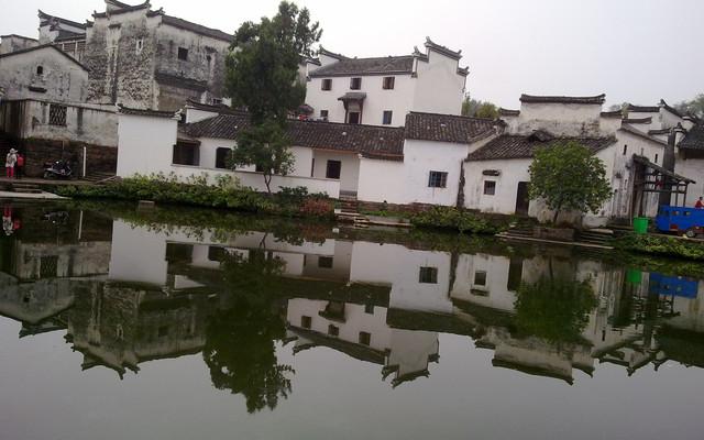 兰溪诸葛八卦村,一座诱人的迷宫(双世遗直通车旅游之一)