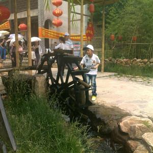 沂南游记图文-竹泉村记