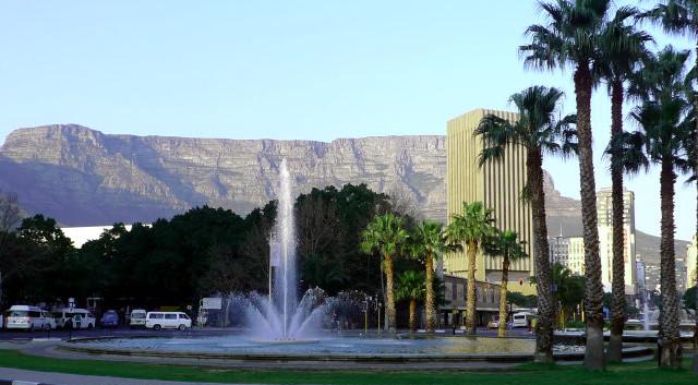 魅力四射的南非 (一)开普敦