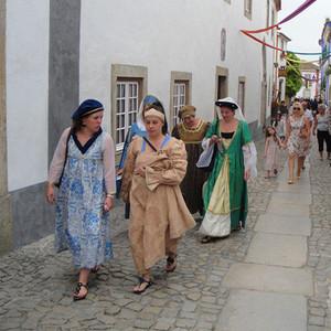奥比多斯游记图文-葡萄牙游记——甜美小城奥比杜斯obidos