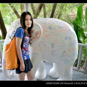 清迈游记图文-果小姐的慢生活之清迈普吉曼谷行