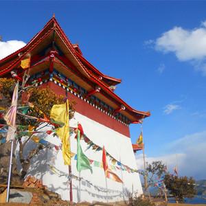 宁蒗游记图文-女儿国记事 泸沽湖的蔚蓝之光