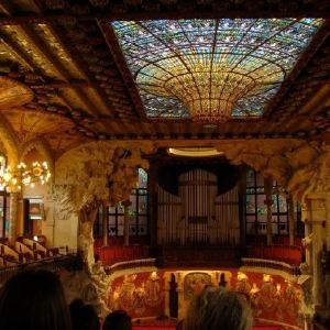 里西奥大剧院旅游景点攻略图