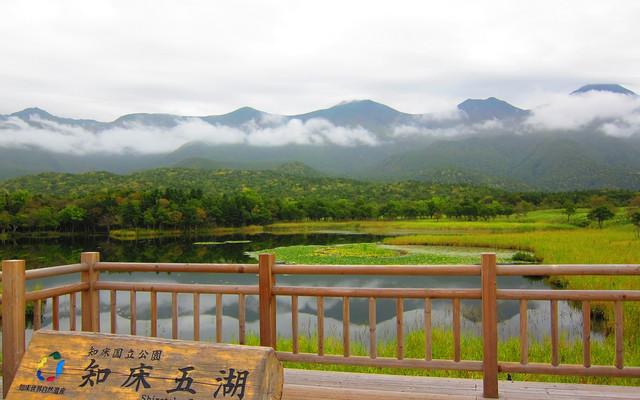 日本北海道道东三大国立公园7日自由行