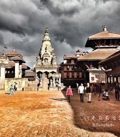[加德满都游记图片] 行走在尼泊尔