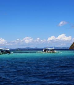 [巴拉望游记图片] 我爱这蓝色的海洋--恋上巴拉望:2014年5月菲律宾巴拉望旅行经验分享二:巴拉望