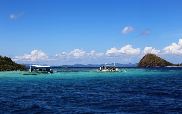 我爱这蓝色的海洋--恋上巴拉望:2014年5月菲律宾巴拉望旅行经验分享二:巴拉望