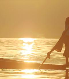 [茵莱湖游记图片] 缅甸行之最美的茵莱风情