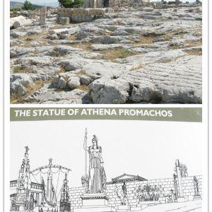 雅典娜普罗玛琪斯之像旅游景点攻略图