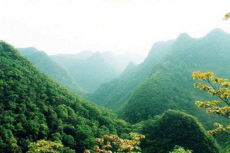 龍灘大峽谷國家森林公園1