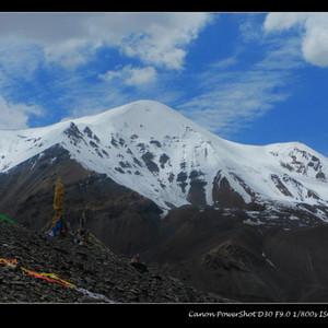 玛沁游记图文-转山转水转佛陀——藏区四大神山之一阿尼玛卿转山记