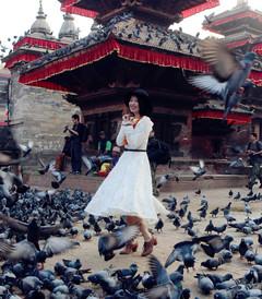 [加德满都游记图片] 你也能够更美地旅拍——女巫的尼泊尔旅行照片分享