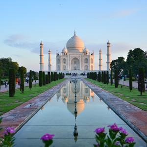 阿格拉游记图文-一念天堂,一念地狱,我们的印度之旅
