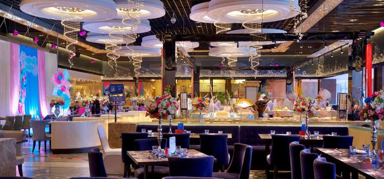 Days Hotel Whale Shark Bai Hui Buffet Restaurant1