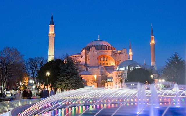 情迷土耳其·十五天环游新月之国