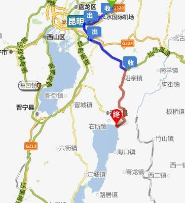 云南自由行(抚仙湖-建水-普者黑-石林-昆明)