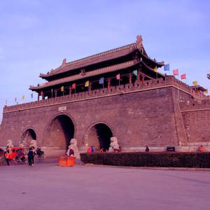 淮南游记图文-【寿县】寿县古城,中华楚文化的发源地