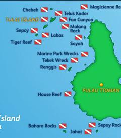 [刁曼岛游记图片] 刁曼岛---又一个潜水、渡假的好地方