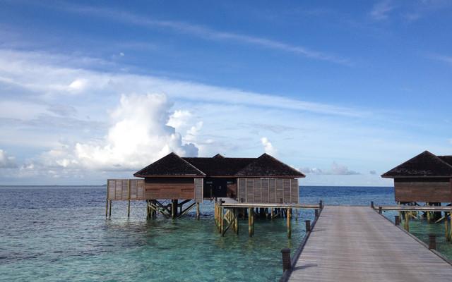 莉莉岛-美丽的马尔代夫之旅