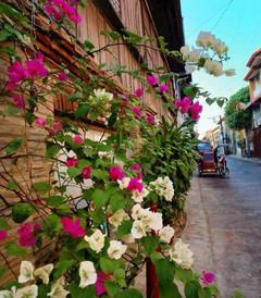 [菲律宾游记图片] 缤纷菲律宾之玩转吕宋岛系列,D7-Vigan-Hotel Felicidad-路边摊