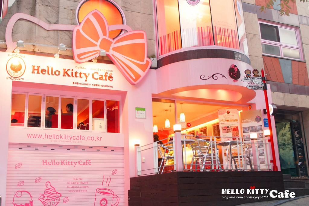 韩国饰品店_【Touch Korea in Seoul】粉色治愈系的咖啡时间——Hello KT咖啡馆 ...