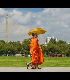 [曼谷游记图片] 大都市下的小生活——曼谷