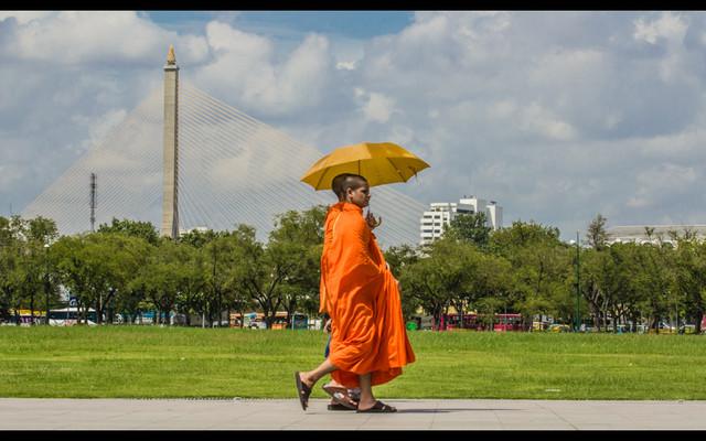 大都市下的小生活——曼谷