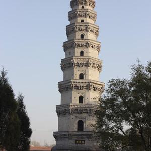 衡水游记图文-寻塔之旅二十 -河北衡水宝云塔。