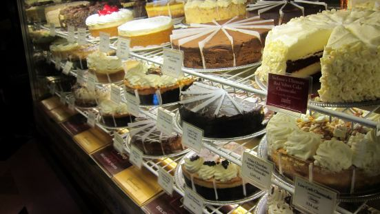 The Cheesecake Factory(Union Square)