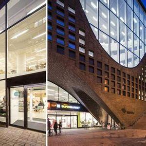 赫尔辛基大学主图书馆旅游景点攻略图