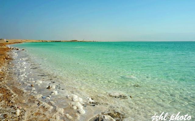 以色列、约旦游(九)死海