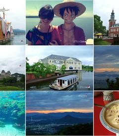 [长崎游记图片] 【日本】带你游长崎--美食美景全攻略