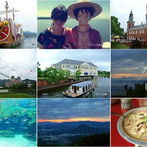 长崎县游记图文-【日本】带你游长崎--美食美景全攻略