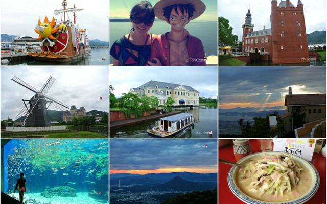 【日本】带你游长崎--美食美景全攻略