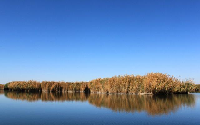 【一抹乡韵】纳林湖-三盛公天主教堂-三盛公水利风景区一日游