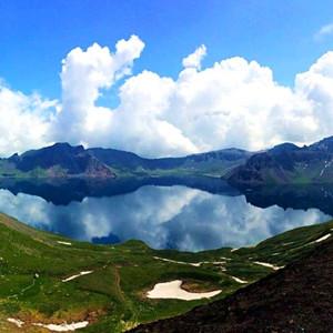 吉林游记图文-盛夏以北,国境之东,一个人的长白山之约