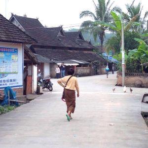 曼景兰旅游村旅游景点攻略图