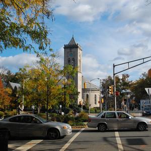 新泽西州游记图文-在新泽西时,那些小镇  .......