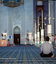 [雪兰莪州游记图片] —蓝色清真寺,关于信仰