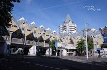 在鹿特丹,寻找散落在城市各处的特色建筑