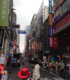 [开城游记图片] 七月的韩国---首尔的盛夏光年
