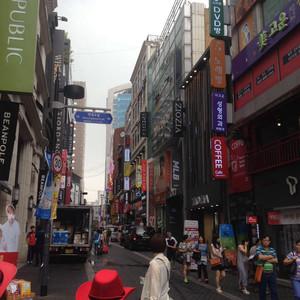 开城游记图文-七月的韩国---首尔的盛夏光年