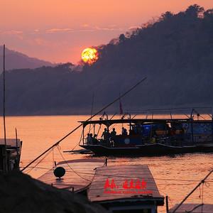 琅勃拉邦游记图文-湄公风华,爱过琅勃拉邦