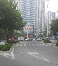 [潍坊游记图片] 潍坊奎文街景