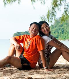[刁曼岛游记图片] 情意绵绵上山下海之旅(马来西亚刁曼岛、马六甲、吉隆坡、金马伦高原自驾游)(前篇)