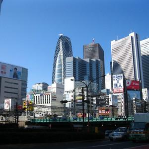 东京游记图文-日本自己游—东京印象